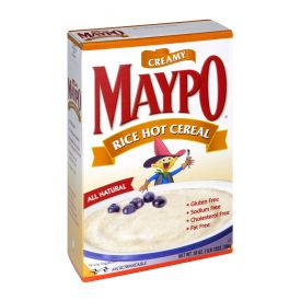Maypo Creamy Rice Hot Cereal 28oz.