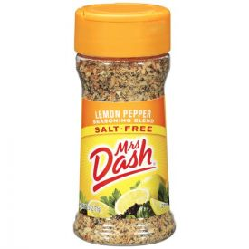 Mrs. Dash Salt‑Free Lemon Pepper Seasoning - 2.5oz