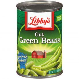Libby's Cut Green Beans - 14.5oz