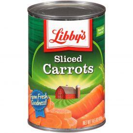 Libby's Medium Sliced Carrots - 14.5oz