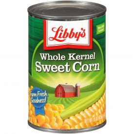 Libby's Whole Kernel Sweet Corn - 15oz