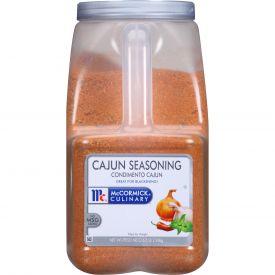 McCormick Cajun Seasoning - 6.5 lb