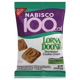 Nabisco 100 Calorie Lorna Doone Cookies 0.74oz