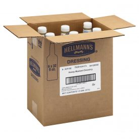 Hellmann's Honey Mustard Dressing - 32oz
