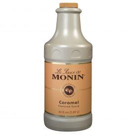 Monin Caramel Sauce - 64oz