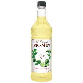 Monin Lime Syrup - 33.8oz.
