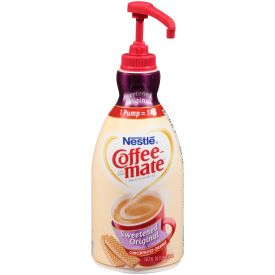 Coffee-Mate Original Sweetened Concentrate 1.5L