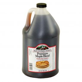 Maple Grove 15% Blend Maple Syrup 128oz.