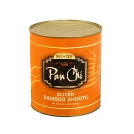 Pan Chi Sliced Bamboo Shoots - 106oz