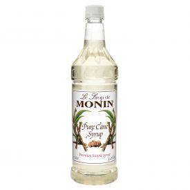 Monin Pure Cane Syrup - 33.8oz