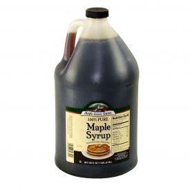Maple Grove Syrup Jug Grade A 128 oz.