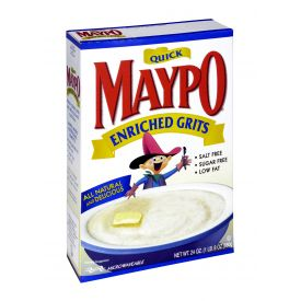 Maypo Quick Enriched Grits 24oz.