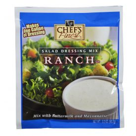 Chef's Finest Ranch Dressing - 3.2oz