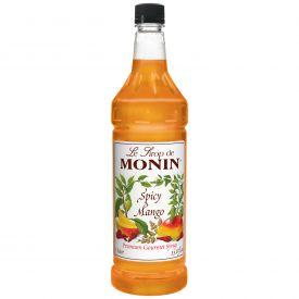 Monin Spicy Mango Syrup - 33.8oz