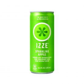 Izze Sparkling Apple Juice 8.4oz.