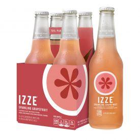 Izze Sparkling Grapefruit Juice 12oz.