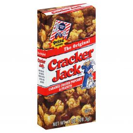 Cracker Jacks - 25/1oz Packs