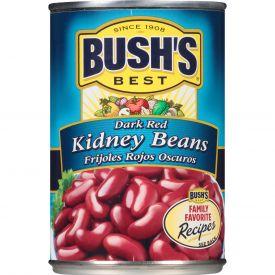 Bush's Best Dark Red Kidney Beans - 16oz