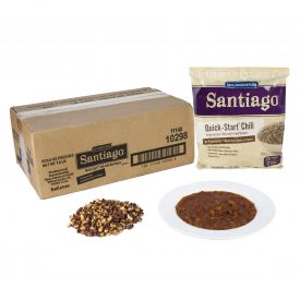 Santiago Vegetarian Chili W/Red Beans 20.8oz.