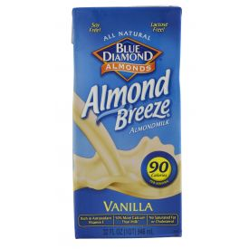 Almond Breeze Vanilla Almond Milk Beverage 32oz.