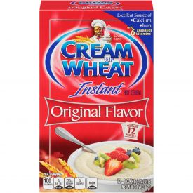 Cream Of Wheat Instant Original Cereal 1oz.