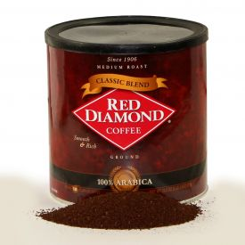 Red Diamond Classic Blend Coffee 2.16lb.
