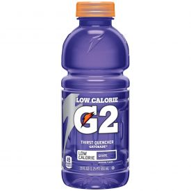 Gatorade G2 Grape Drink 20oz.
