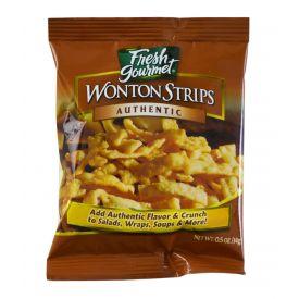 Fresh Gourmet Wonton Strip .5oz.