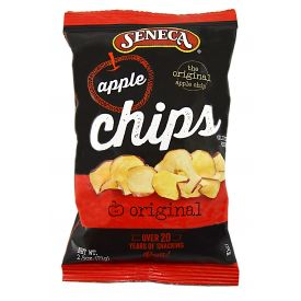 Seneca Original Red Apple Chips 2.5oz.