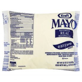 Kraft Real Mayonnaise Pouch 2lb.