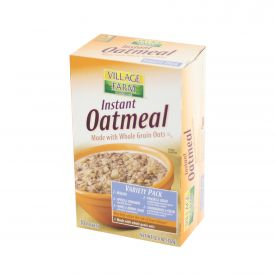 Sturm Village Farms Instant Oatmeal Variety Pack 1oz.