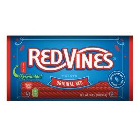 Red Vines Jumbo Red Twists - 16oz