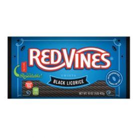 Red Vines Black Licorice Twists - 16oz