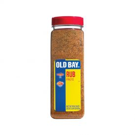 OLD BAY Rub - 22 oz
