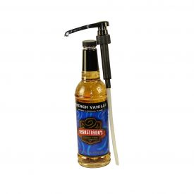 Sebastiano's French Vanilla Flavored Syrup 750ML