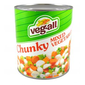 Veg-All Chunky Mixed Vegetables - 104oz