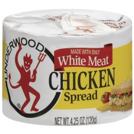 Underwood Chunky Chicken Spread - 4.25oz