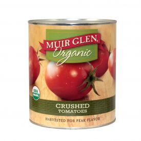 Muir Glen Organic Crushed Tomatoes - 104oz