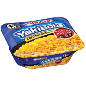 Maruchan Yakisoba Cheddar Noodles 3.96oz.