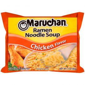 Maruchan Instant Ramen Chicken Noodle 3oz.