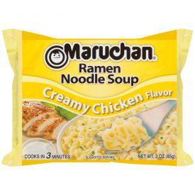 Maruchan Ramen Creamy Chicken 3oz.