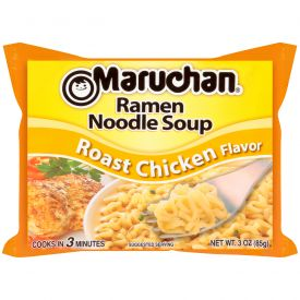 Maruchan Ramen Roast Chicken Noodles 3oz.