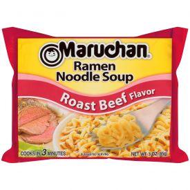 Maruchan Ramen Roast Beef Noodles 3oz.
