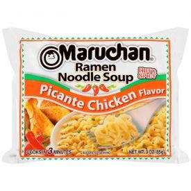 Maruchan Ramen Picante Chicken Noodles 3oz.