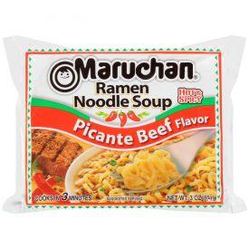 Maruchan Ramen Picante Beef Noodles 3oz.