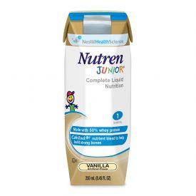 Nestle Nutren Junior Calcilock Pediatric Liquid 8.45oz.