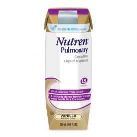 Nestle Nutren Pulmonary Critical Care & Surgery Liquid 8.45oz.