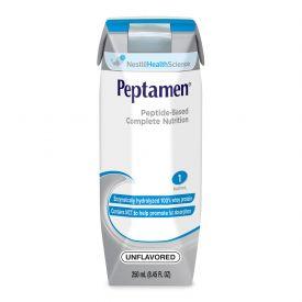 Nestle Peptamen GI RTD Liquid Nutrition Unflavored 8.45oz.