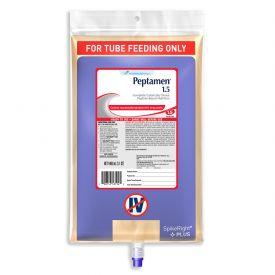 Nestle Peptamen 1.5 GI Tube Fed Prebio Liquid 33.8oz.
