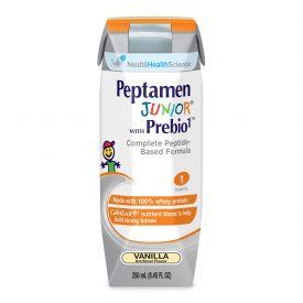 Nestle Peptamen Junior Prebio Pediatric Liquid 8.45oz.